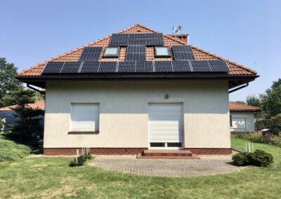 Wrocław- instalacja fotowoltaiczna o mocy 4.4 KWP