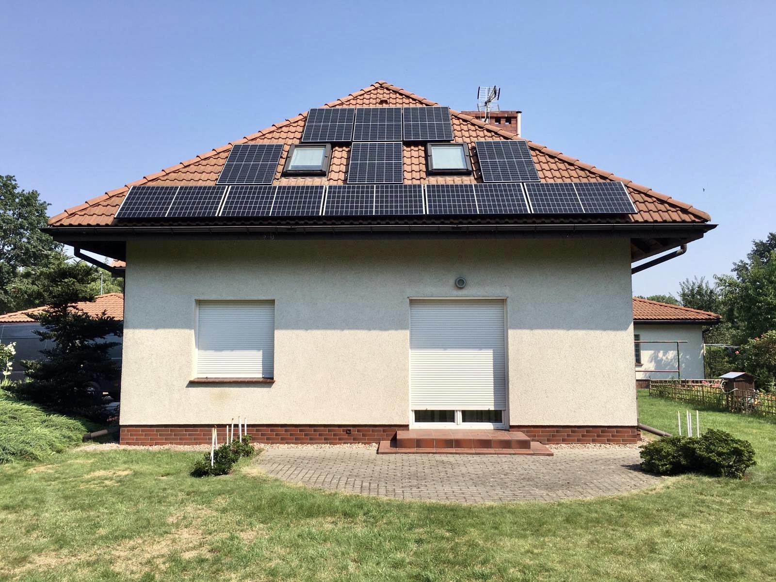 4.4 KWP Wrocław EXE Solar - fotowoltaika wrocław